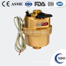 Venda quente fábrica preço DN15-50 pistão líquido calss D volumétrico hidrômetro