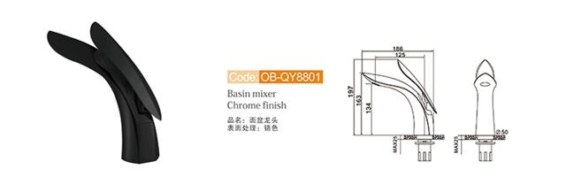 Basin Faucet Ob Qy8801 B1