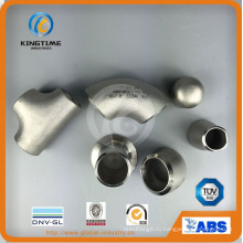 Стандарт ASTM a403 с БВ-фитинг Тройник нержавеющей стали равный (KT0359)