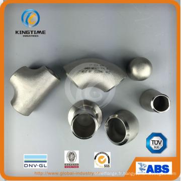 A403 ASTM Bw-raccord en té d'égalité en acier inoxydable (KT0359)