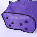 Wiederverwendbare große Familiengröße Polyester-Oxford-faltbare zusammenklappbare Korb-Taschen-Tasche für das Mittagessen, Picknick