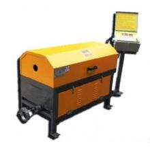 Máquina integrada de gancho enderezador de barras CNC