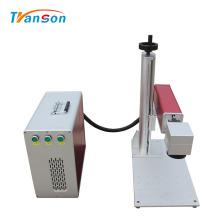 20W 30W 50W Mini Máquina de Gravação a Laser de Fibra