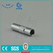 Kingq Hot Sale Panasonic 350 Schweißbrenner mit Düsenkontaktspitze