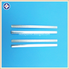 Flat Aluminum Nose Clips For Face Mask