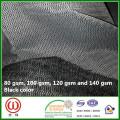 80gsm 150cm largeur 100 yards longueur 40D16 tissé entoilage