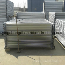Australia Standard Hot-Dipped Galvanized Welded Temporary Fencing Supplier