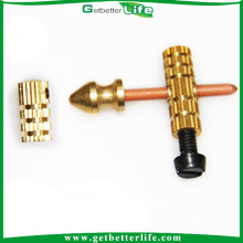 Getbetterlife Hot sale Copper Tattoo Machine Binding Post Contact Screw