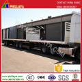 Double Deck conteneur Super lien Cargo Transport Semi remorque