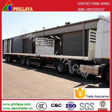 Doppeldeck-Container Super Link Cargo Transport Auflieger