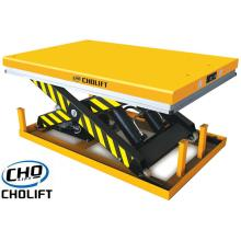 4T Single Scissor Stationary Lift table