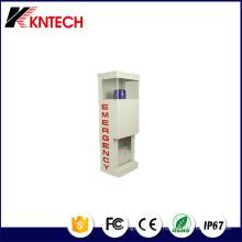Knem-25 Teléfono de emergencia al aire libre Estacionamiento Seguridad Teléfonos Sos Teléfono