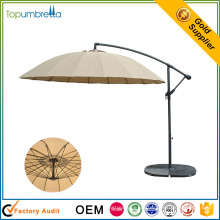 quality chinese products giant windproof custom beach umbrella