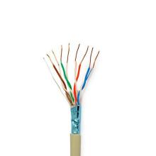 Preço de fábrica 1000ft FTP CAT5E Ethernet Cable