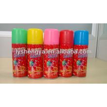 2015 250 ml Schnee Spray Farbiges Farbband Spray Schnee Günstigen Preis Gute Qualität