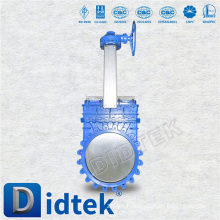 DN50~DN2000 Reliable Quality hydraulic operated knife gate valve