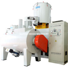 Horizontal PVC Plastic Hot and Cold Mixer