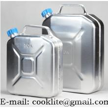 Vandtank af Aluminium / Vandbeholder af Aluminium / Vanddunk til Drikkevand