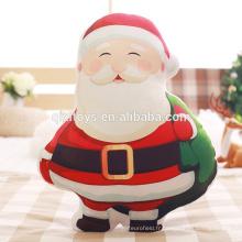Coussin décoratif drôle de Noël