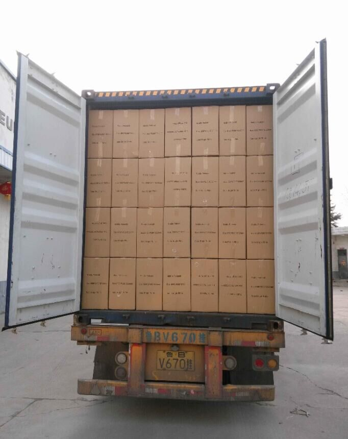 Container loading picture