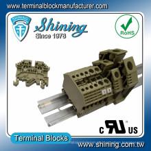 TF-10 53A 10mm2 Equal To Phoenix Type Tranca de trilho DIN
