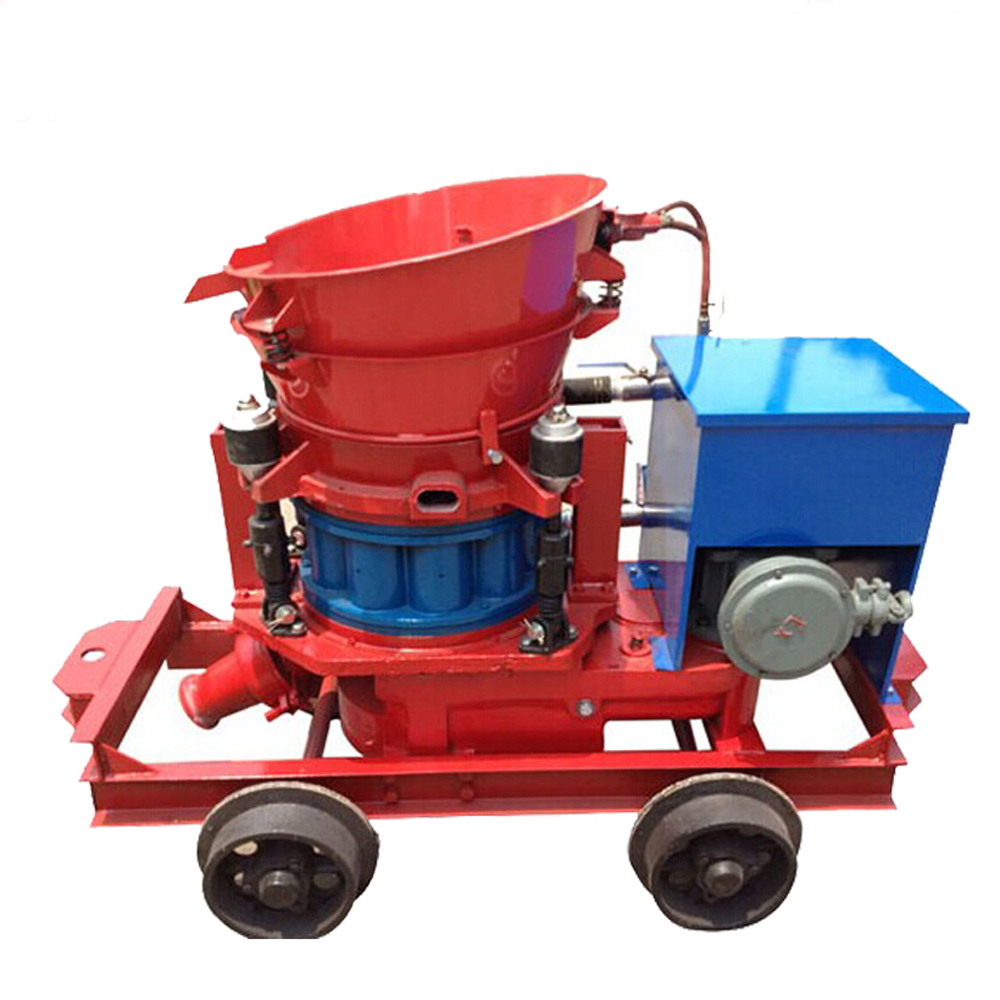 Dry Gunite Machine