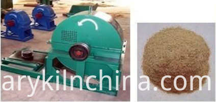 Sawdust Making Machine