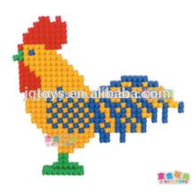 2015 preço barato construção blocos fábrica de brinquedos diretamente venda