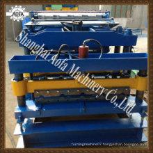 Roof Glazed Tile Roll Forming Machine (AF-G1100)