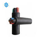 Standard PVC coated industrial power cable outdoor