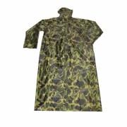 High Quality Camouflage Raincoat