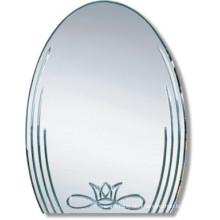 High Quality Decorative Silverbathroom Mirror (JNA146)