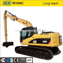 Long reach boom arm for excavator hyundai r220, long reach arm