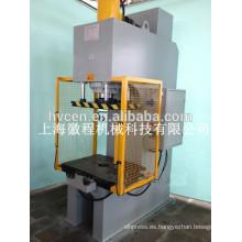 Máquina hidráulica de prensa hidráulica utilizada para productos metálicos