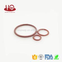 Высокое качество пользовательских ФЭП/ПФА Инкапсулированные уплотнительное кольцо для герметизации Цвет колцеобразного