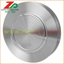 Tantalum foil diaphragm sheet with high quality