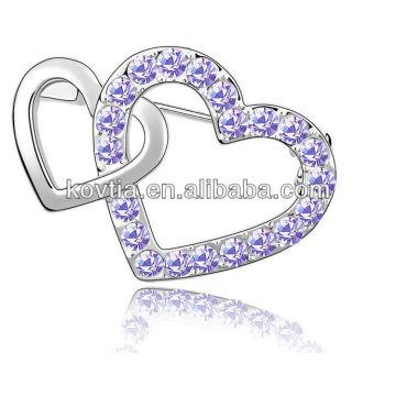 Самые горячие бриллианты в форме сердца