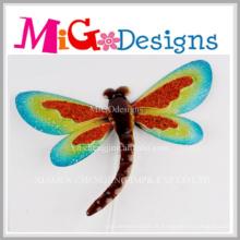 Großhandelsneues Entwurfs-Metalllibellen-Wand-Dekoration