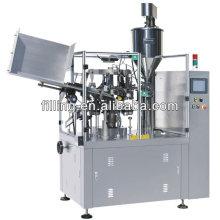 Machine automatique de remplissage et d'étanchéité en tube d'aluminium DFZF-50