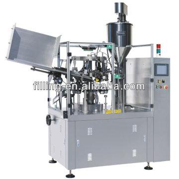 Автоматическая машина для наполнения и запайки алюминиевых труб DFZF-50