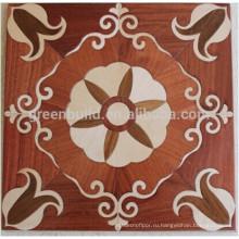 Лучшие Цены Спальный Гарнитур Из Красного Дерева Проектированный Деревянный Паркетный Пол