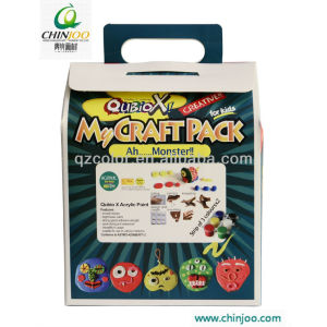 Boue de papier Art Craft Bag Ah ... Monster