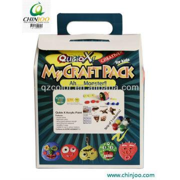 Paper sludge Art Craft Bag Ah...Monster