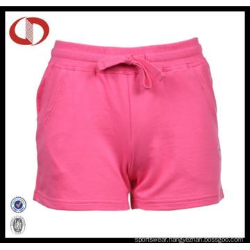 Wholesale Cheap New Style Blank Women′s Sweat Shorts