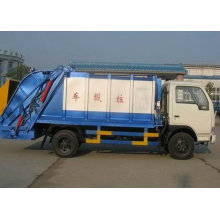 Sinotruk 12 Ton Payload /Emission Euroii Compressed Garbage Truck