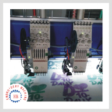 New type high speed computer embroidery machine 624