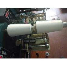 Máquina de la materia textil de la bobina del hilado de polyester de 6 puntas