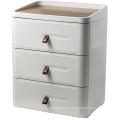 Holzschrank mit 3 Schubladen für zu Hause