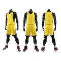 nenhum logotipo multi-color camisa de basquete