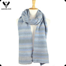 2016 Fashion Winter Knitted Color Gradual Change Scarf